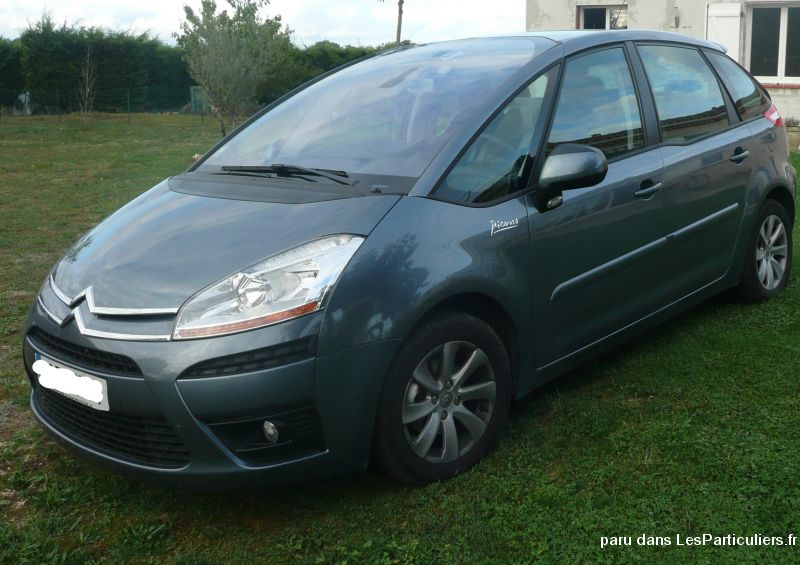 C4 PICASSO 1.6 HDi 110 CV 1ère Main  Vehicules Voitures Tarn