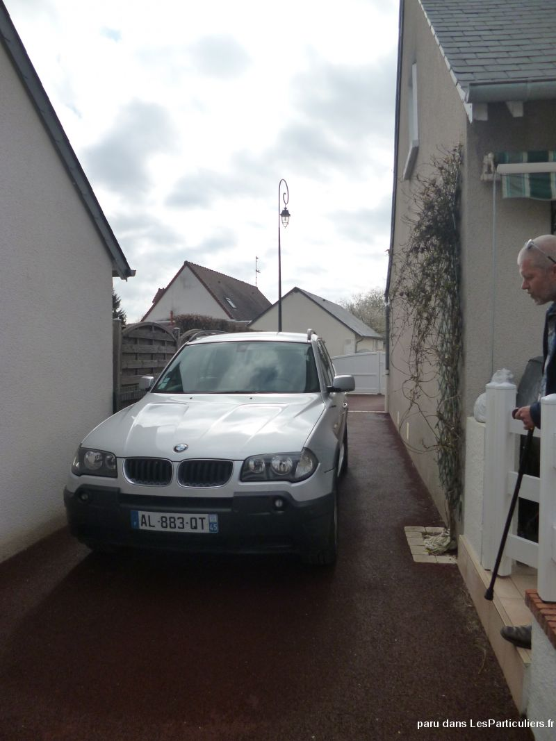 Cède BMW X3.6 cylindres pack sport Vehicules Voitures Seine-Maritime