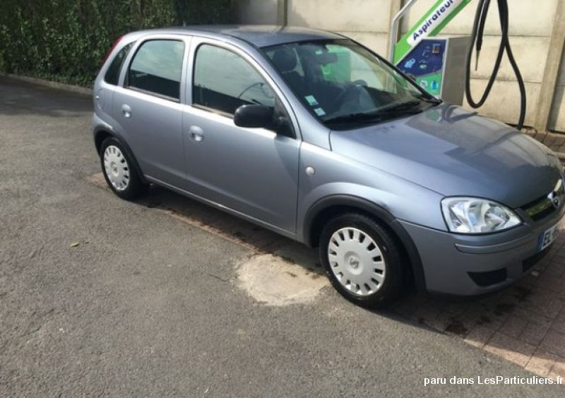 OPEL CORSA C 5 PORTES 1.2 L ESS Vehicules Voitures Guadeloupe