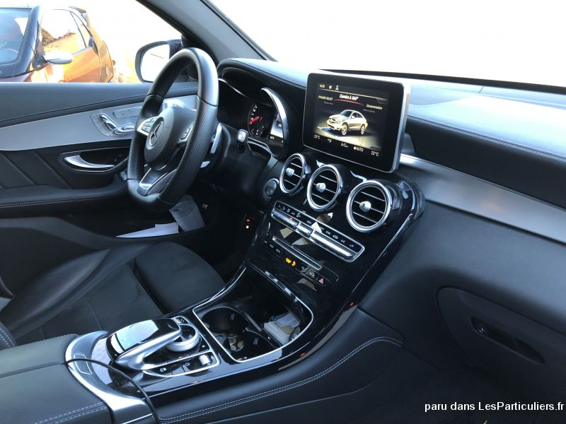 GLC COUPE 250 D SPORT LINE 4 MATIC  Vehicules Voitures Gard