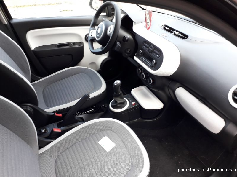 Twingo 3 serie limited Vehicules Voitures Nord
