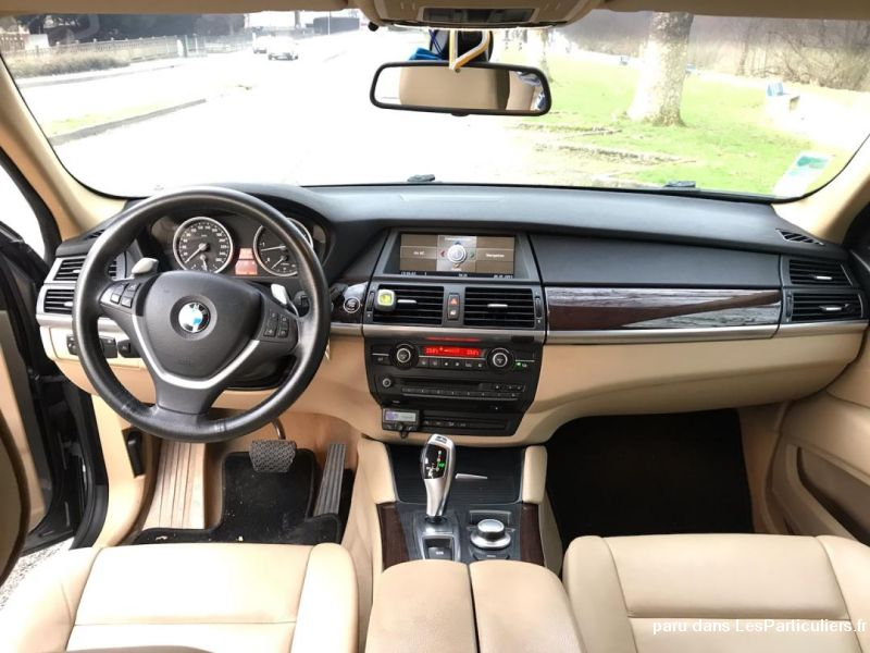 BMW X6 3.5 DA LUXE X-DRIVE Vehicules Voitures Doubs