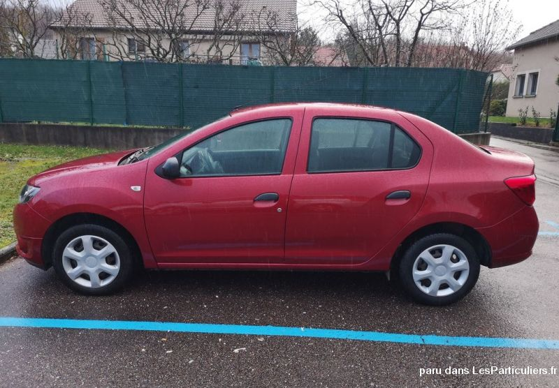 Dacia Logan 1. 5DCI 75CH  Vehicules Voitures Moselle