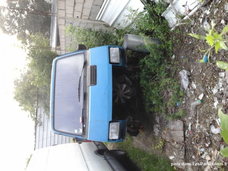 Combi 9 places renault trafic