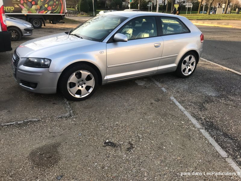 Audi a3 2.0 TDI 140 cv (ambition luxe)  Vehicules Voitures Essonnes