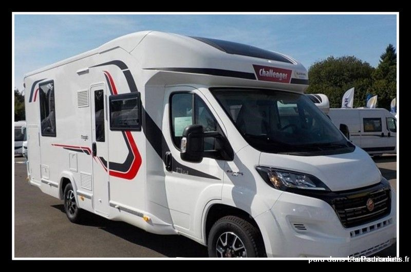 CAMPING CAR CHALLENGER MAGEO 378 XLB Vehicules Caravanes Camping Car Haute-Savoie