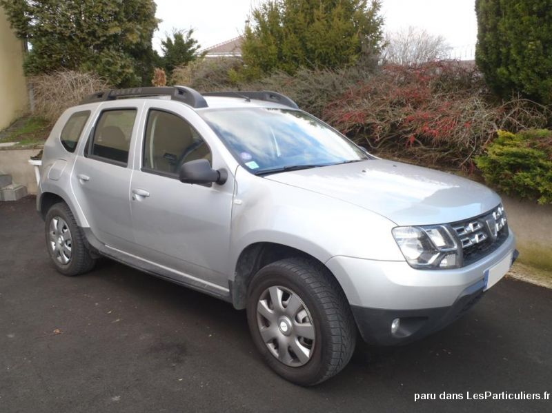 DACIA Duster lauréate plus Vehicules Voitures Moselle