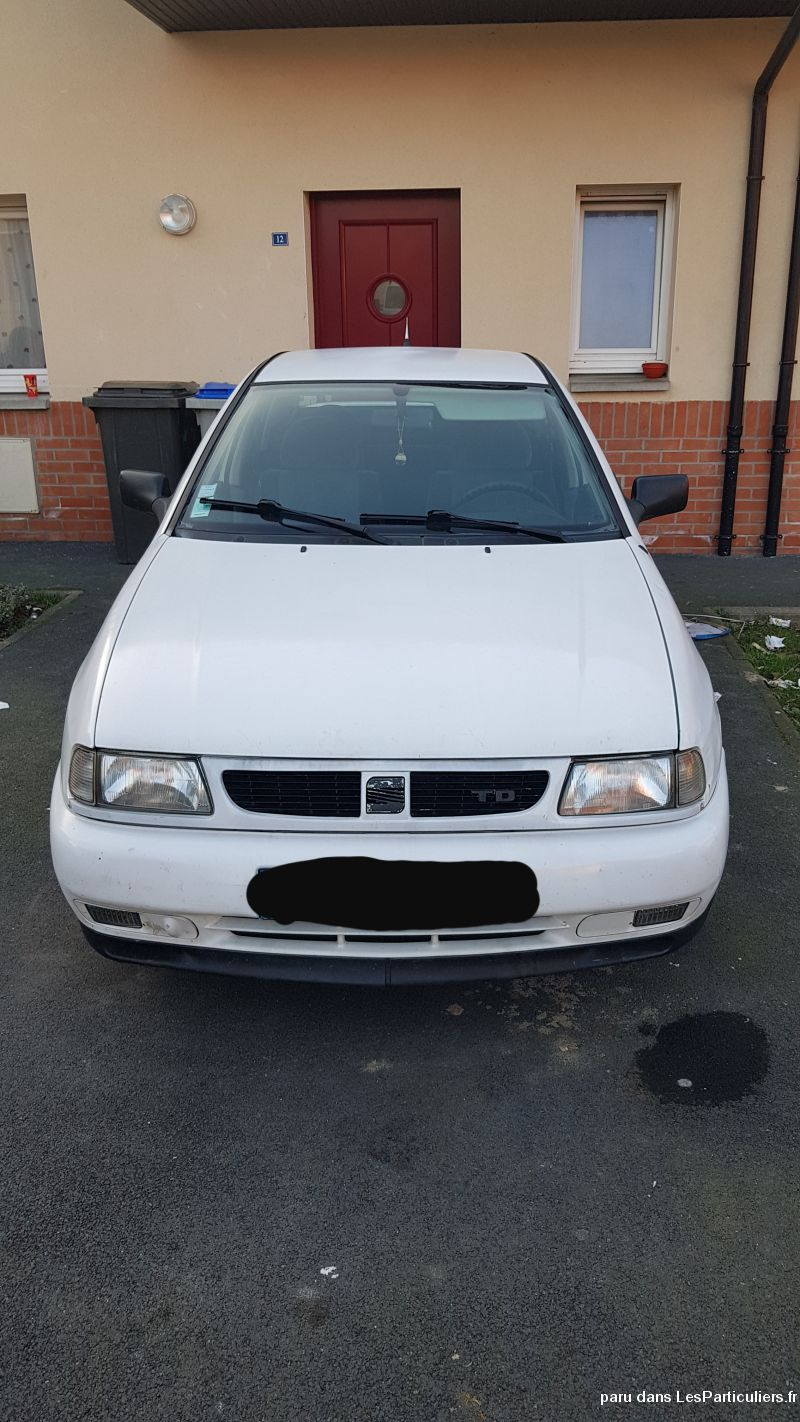 Seat Cordoba 1996 Vehicules Voitures Nord