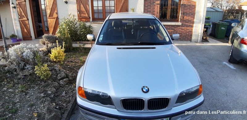 BMW 320 D Pack luxe Vehicules Voitures Aube