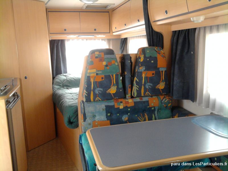 Camping-car CHALLENGER 102 Vehicules Caravanes Camping Car Loire