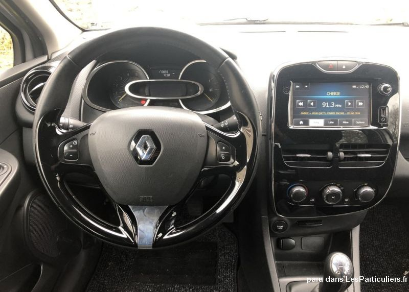 RENAULT Clio 4 1.5 dCi S&S Vehicules Voitures Guadeloupe