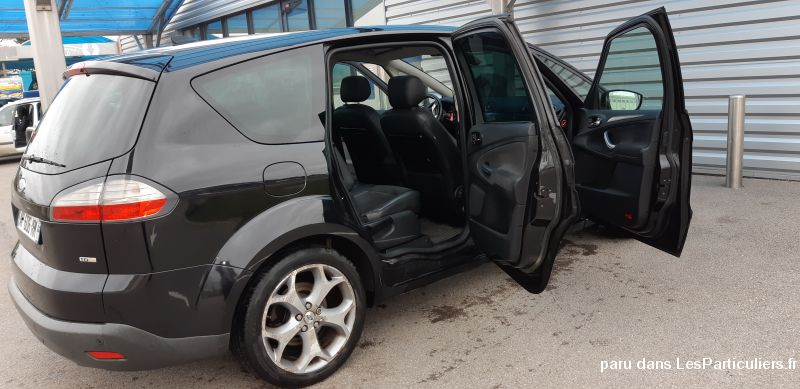 Ford S max Vehicules Voitures Somme