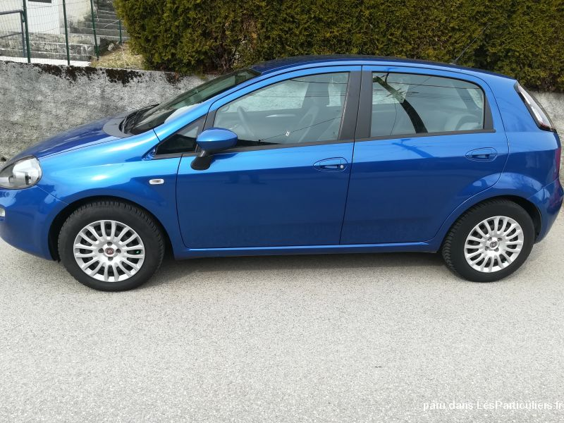 Fiat punto 60500 km Vehicules Voitures Doubs