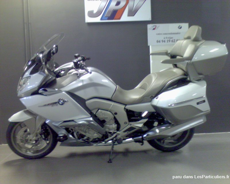 MOTO BMW K 1600 GTL EXCLUSIVE Vehicules Motos Var