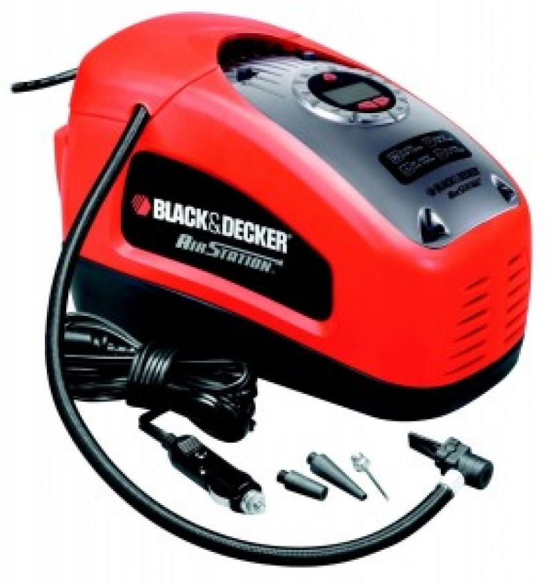 Compresseur portatif BLACK&DECKER