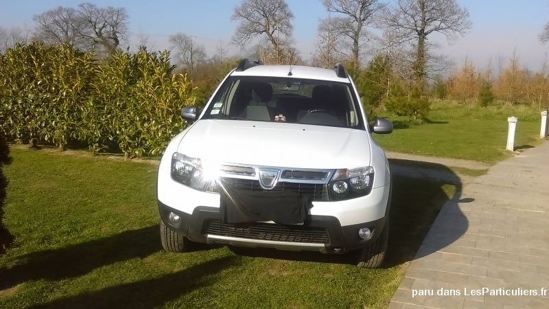 DUSTER Vehicules Voitures Calvados