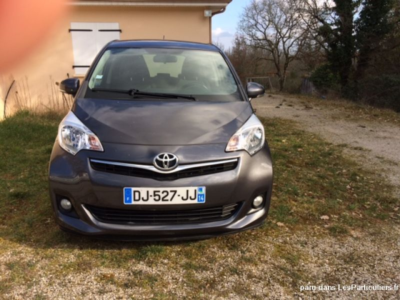 TOYOTA VERSO-S Vehicules Voitures Lot