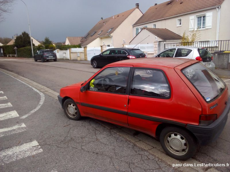 Peugeot 106  Vehicules Voitures Oise