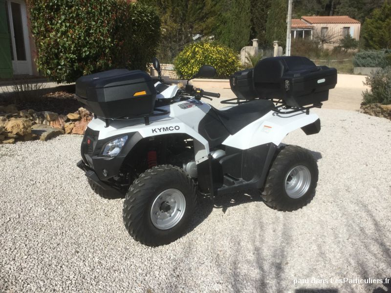 QUAD KYMCO Vehicules Motos Var