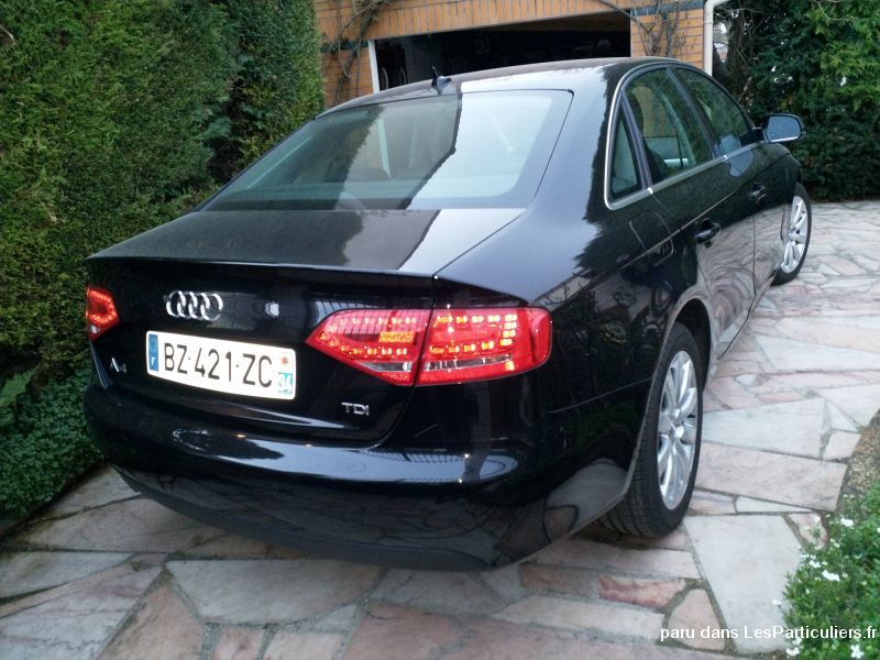 Audi A4 TDI 143 cv Ambition Luxe Vehicules Voitures Val-de-Marne