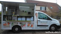 Food truck traiteur 2016 excellent état