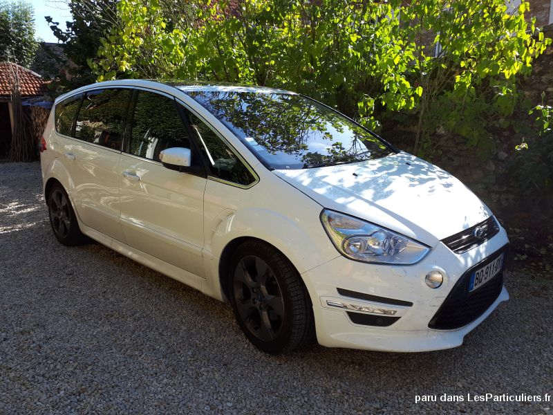 Ford S-Max 2. 2 TDCI 200 CH Boite Auto Vehicules Voitures Aisne