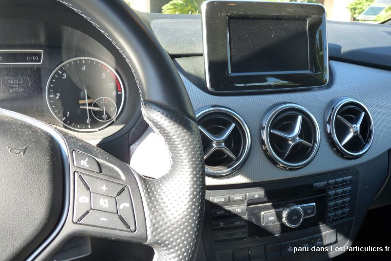 Mercedes Classe B 180 CDI Pack Sport Vehicules Voitures Hérault