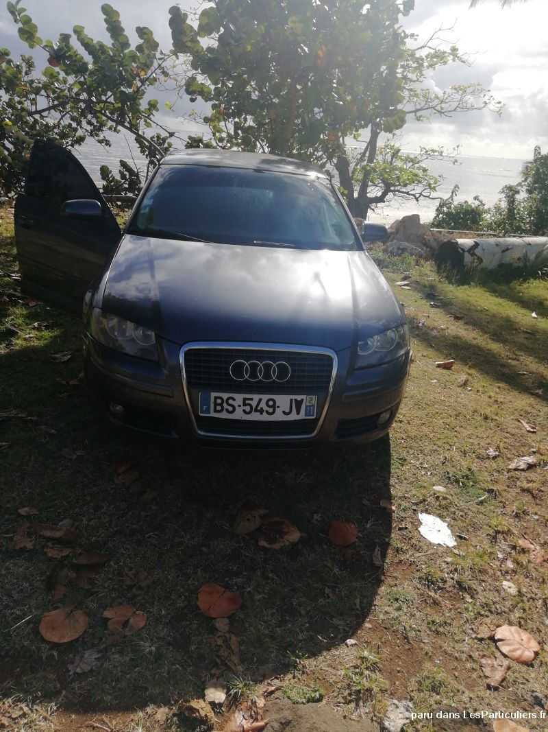 Audi A3 Vehicules Voitures Guadeloupe
