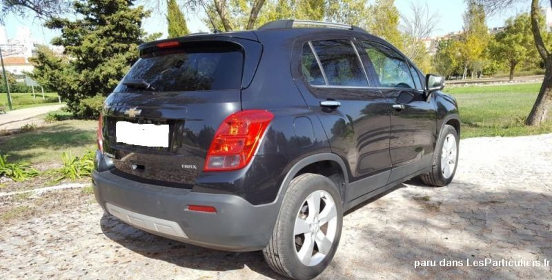 Chevrolet Trax 1.7 VCDi LT Vehicules Voitures Eure