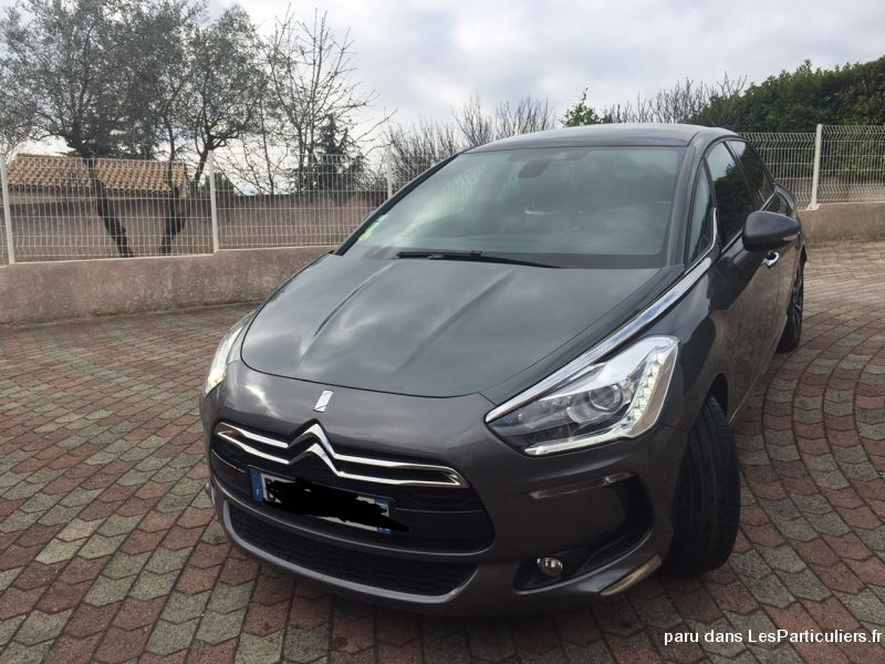DS5 So Chic HDI 163 cv