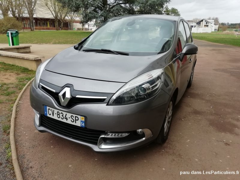 Véhicule Renault Scenic III 110 DCI Eco Dynamique Vehicules Voitures Yonne