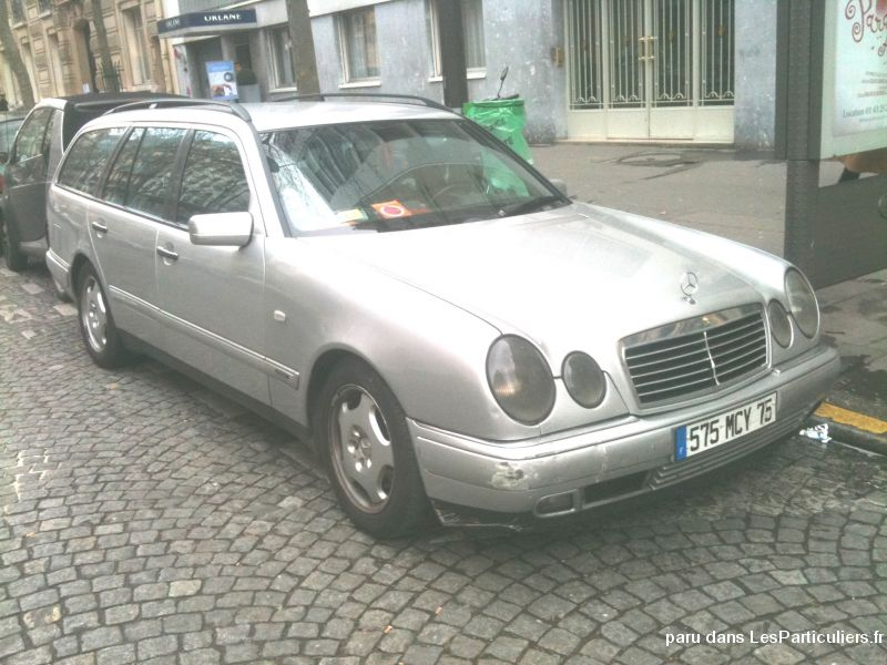 MERCEDES BREAK Vehicules Voitures Calvados