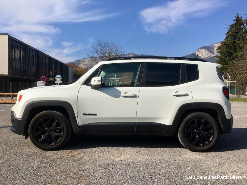 Jeep Renegade Brooklyn edition - essence - 110ch Vehicules Voitures Haute-Savoie