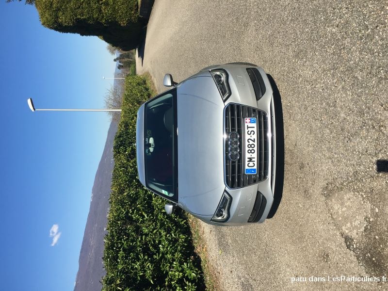 Audi A3TFSI Ambition luxe Vehicules Voitures Savoie