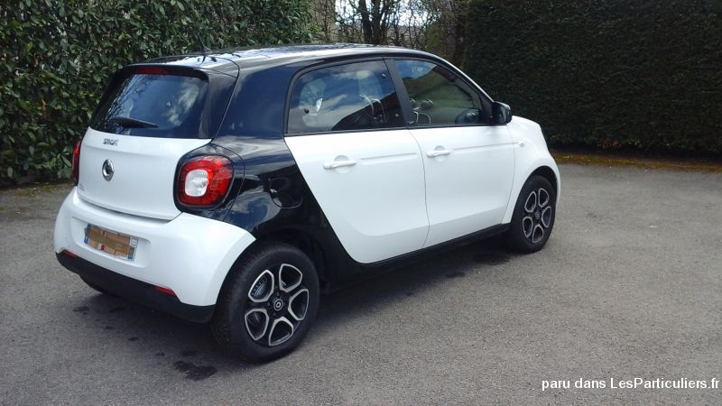 Smart forfour Prime Vehicules Voitures Cantal