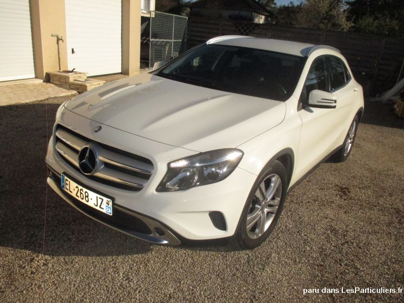 Mercedes gla 220d 4 matic Vehicules Voitures Vienne
