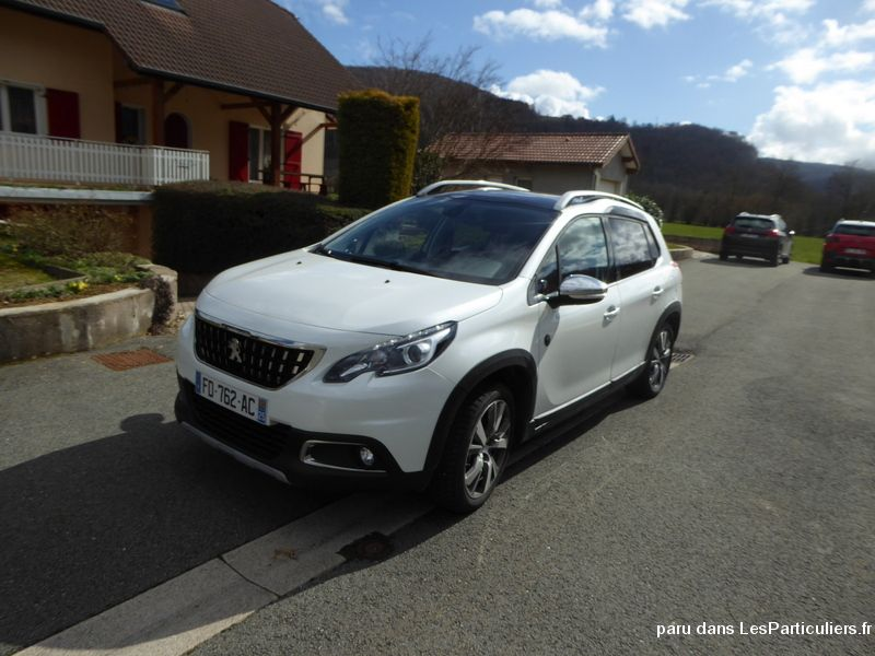 2008 SUV CROSSWAY PT 130 CV BVM6 S&S ESSENCE Vehicules Voitures Doubs
