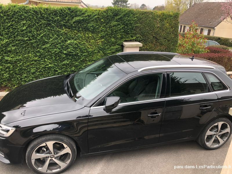 Audi A3 III (2) SPORTBACK 1. 6 TDI 110 DESIGN LUXE Vehicules Voitures Somme