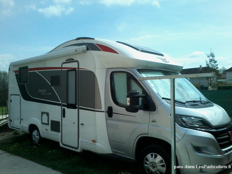 Camping car profile Vehicules Caravanes Camping Car Isère