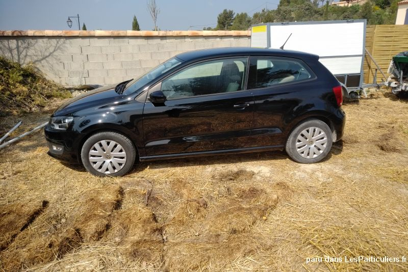 Volkswagen Polo 2012 Vehicules Voitures Vaucluse