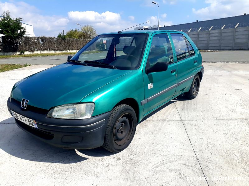 Peugeot 106 kid 1.1 essence Vehicules Voitures Nord