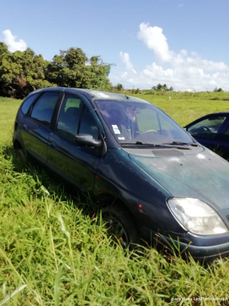 RENAULT SENIC Vehicules Voitures Guadeloupe