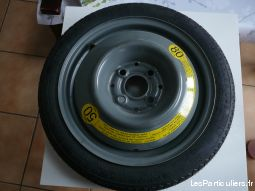 Roue secours galette  type  R14  golf