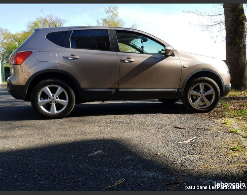 Vends Nissan Qashqai  Vehicules Voitures Gironde