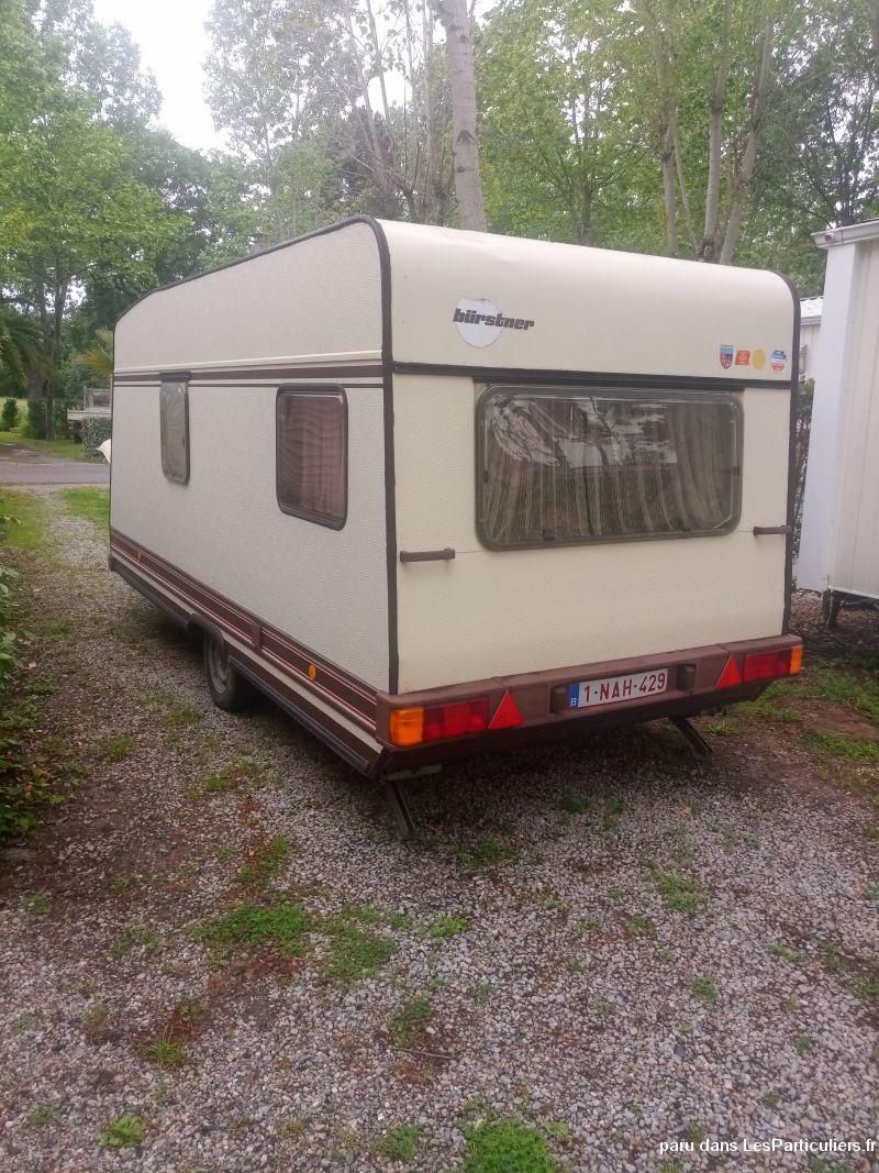 riche et magnifique magasiner pour authentique nouveau authentique Caravane burstner Véhicules Caravanes Camping Car Pyrénées ...