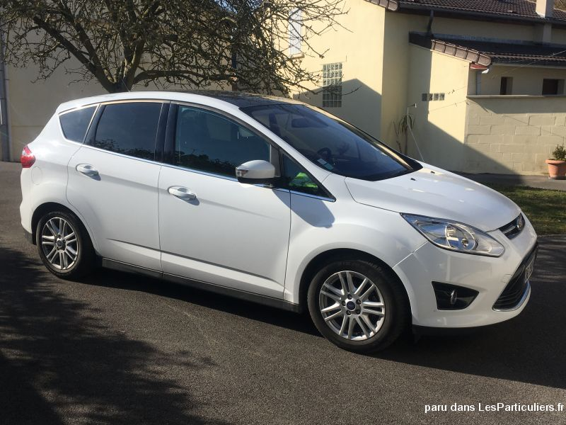 Ford C Max  Vehicules Voitures Aisne