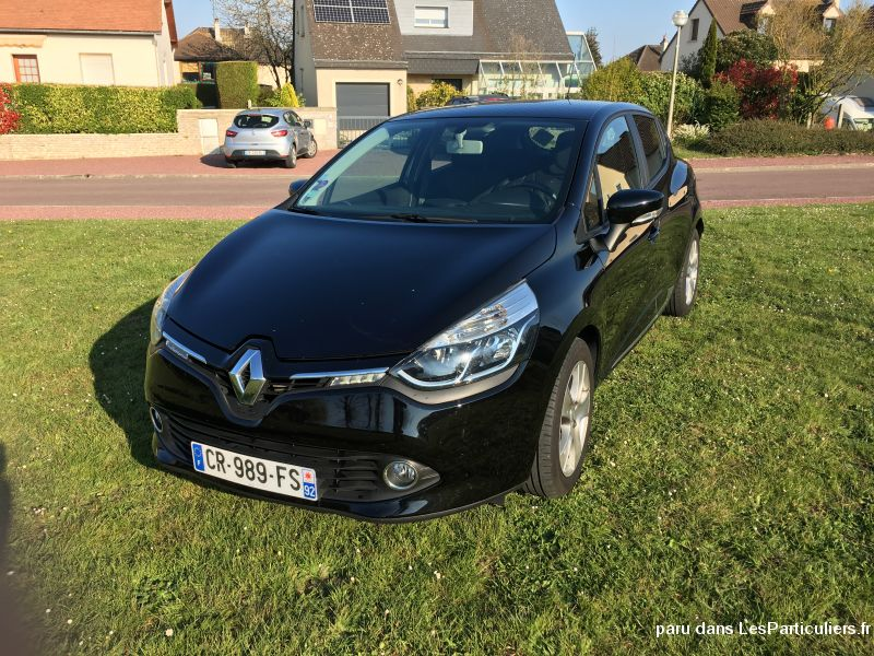 Renault Clio IV TCE ENERGY ECO2 Expression Vehicules Voitures Calvados