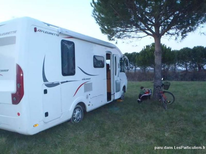 Camping-car  Vehicules Caravanes Camping Car Doubs