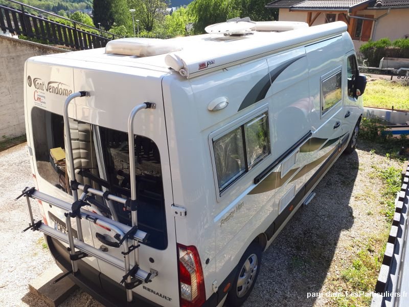 Fourgon camping car font vendome Vehicules Caravanes Camping Car Savoie