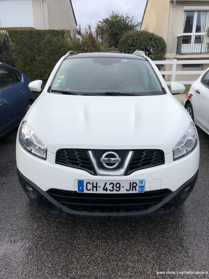 QashQai Connect 130 CV Diesel 2012  Vehicules Voitures Yvelines